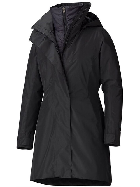 Marmot W's Downtown Component Jacket Black (001)